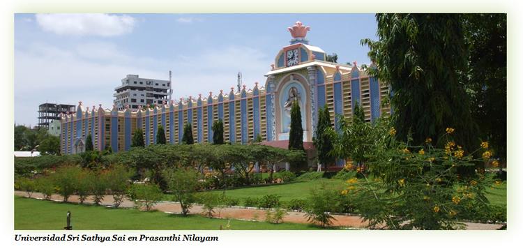 Universidad Sri Sathya Sai en Prasanthi Nilayam