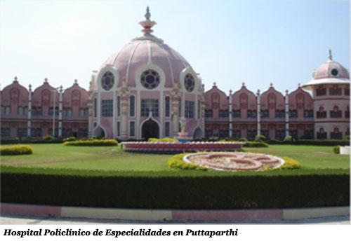 Hospital Policlínico de Especialidades en Puttaparthi